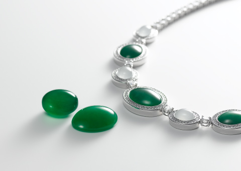 An emphasis on Jade