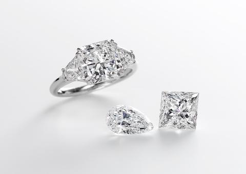 DIAMOND ダイヤモンドへのこだわり